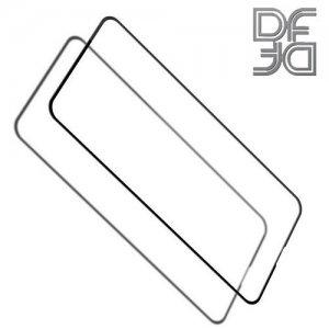 DF Защитное стекло для Asus Zenfone 6 ZS630KL черное