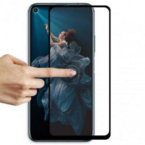 DF Защитное стекло для Huawei Honor 20 / 20 Pro черное