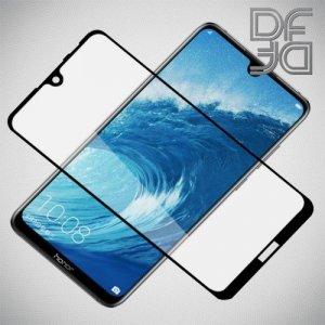 DF Защитное стекло для Huawei Honor 8A / Y6 2019 / Y6s / 8A pro - черное
