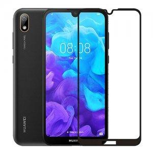 DF Защитное стекло для Huawei Honor 8S / Y5 2019 черное