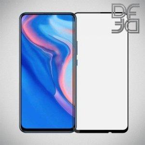 DF Защитное стекло для Huawei P Smart Z черное