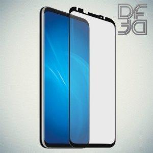 DF Защитное стекло для Meizu 16 Plus черное