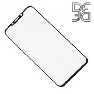 DF Защитное стекло для Meizu X8 черное