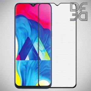 DF Защитное стекло для Samsung Galaxy A10 / A10s черное