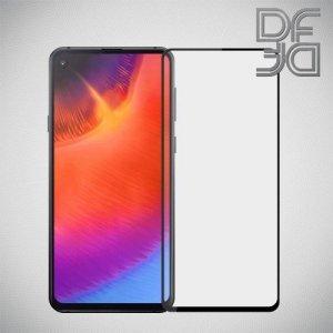 DF Защитное стекло для Samsung Galaxy A60 черное