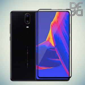 DF Защитное стекло для Xiaomi Mi Mix 3 черное