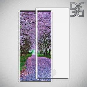 DF 3D Защитное стекло для Samsung Galaxy Note 10 Plus / 10+ черное