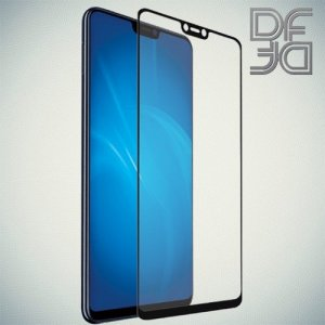 DF Защитное стекло для Vivo V9 черное