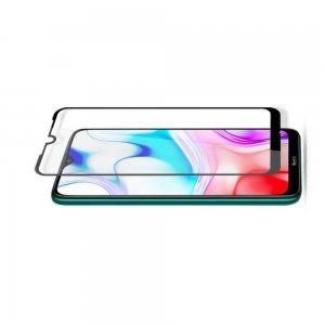 DF Защитное стекло для Xiaomi Redmi 8 / Xiaomi Redmi 8A черное