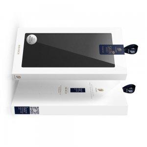 Dux Ducis чехол книжка для Sony Xperia 1 II с магнитом и отделением для карты - Черный