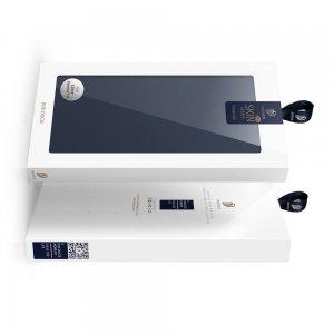 Dux Ducis чехол книжка для Sony Xperia 1 II с магнитом и отделением для карты - Синий