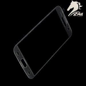 FEMA Изогнутое 3D защитное стекло для Samsung Galaxy S7 прозрачное