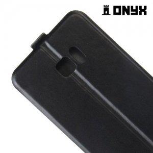 Флип чехол книжка для HTC U Ultra - Черный