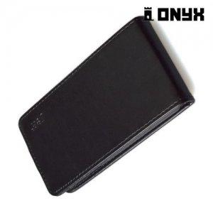 Флип чехол книжка для LG G5 H845 - Черный