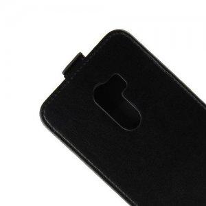 Флип чехол книжка вертикальная для Xiaomi Pocophone F1 - Черный