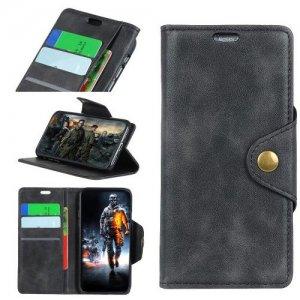 Flip Wallet чехол книжка для Alcatel 1X - Черный