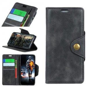 Flip Wallet чехол книжка для Alcatel 3 5052D - Черный
