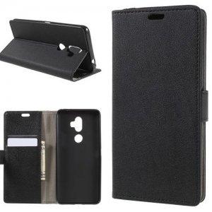 Flip Wallet чехол книжка для Alcatel 3V 5099D - Черный