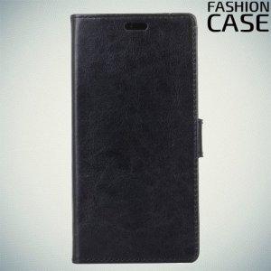 Flip Wallet чехол книжка для Alcatel 5 5086D - Черный