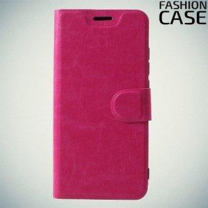 Flip Wallet чехол книжка для Xiaomi Redmi 6 Pro / Mi A2 Lite - Розовый