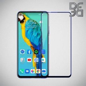 Full Glue Screen DF Защитное Закаленное Олеофобное Стекло для Huawei Nova 5T синее