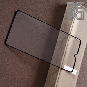 Full Glue Screen DF Защитное Закаленное Олеофобное Стекло для Huawei Mate 20 черное