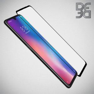 Full Glue Screen DF Защитное Закаленное Олеофобное Стекло для Xiaomi Mi A3 черное