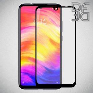 Full Glue Screen DF Защитное Закаленное Олеофобное Стекло для Xiaomi Mi Play черное