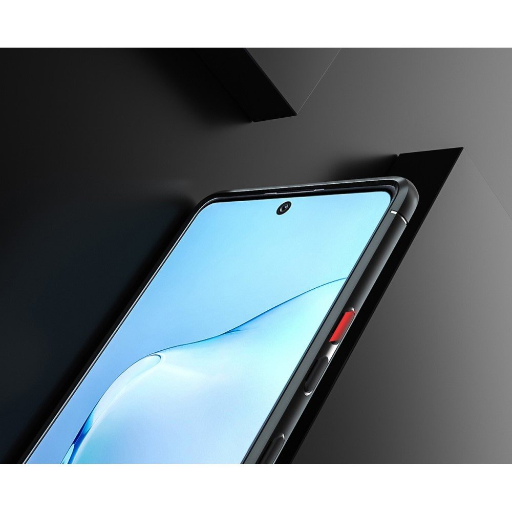 ArmaRing Двухкомпонентный чехол для Samsung Galaxy S10 Lite с кольцом для магнитного автомобильного держателя - Черный
