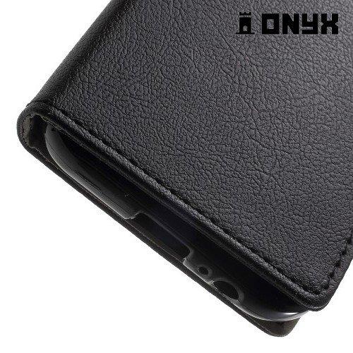 Чехол книжка для Samsung Galaxy A5 2017 SM-A520F - Черный