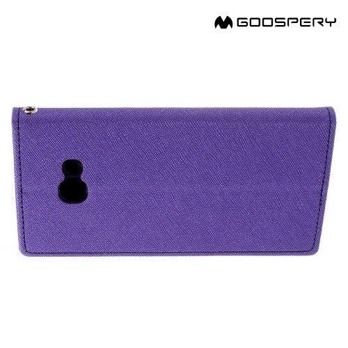 Чехол книжка для Samsung Galaxy A5 2017 SM-A520F Mercury Goospery - Фиолетовый