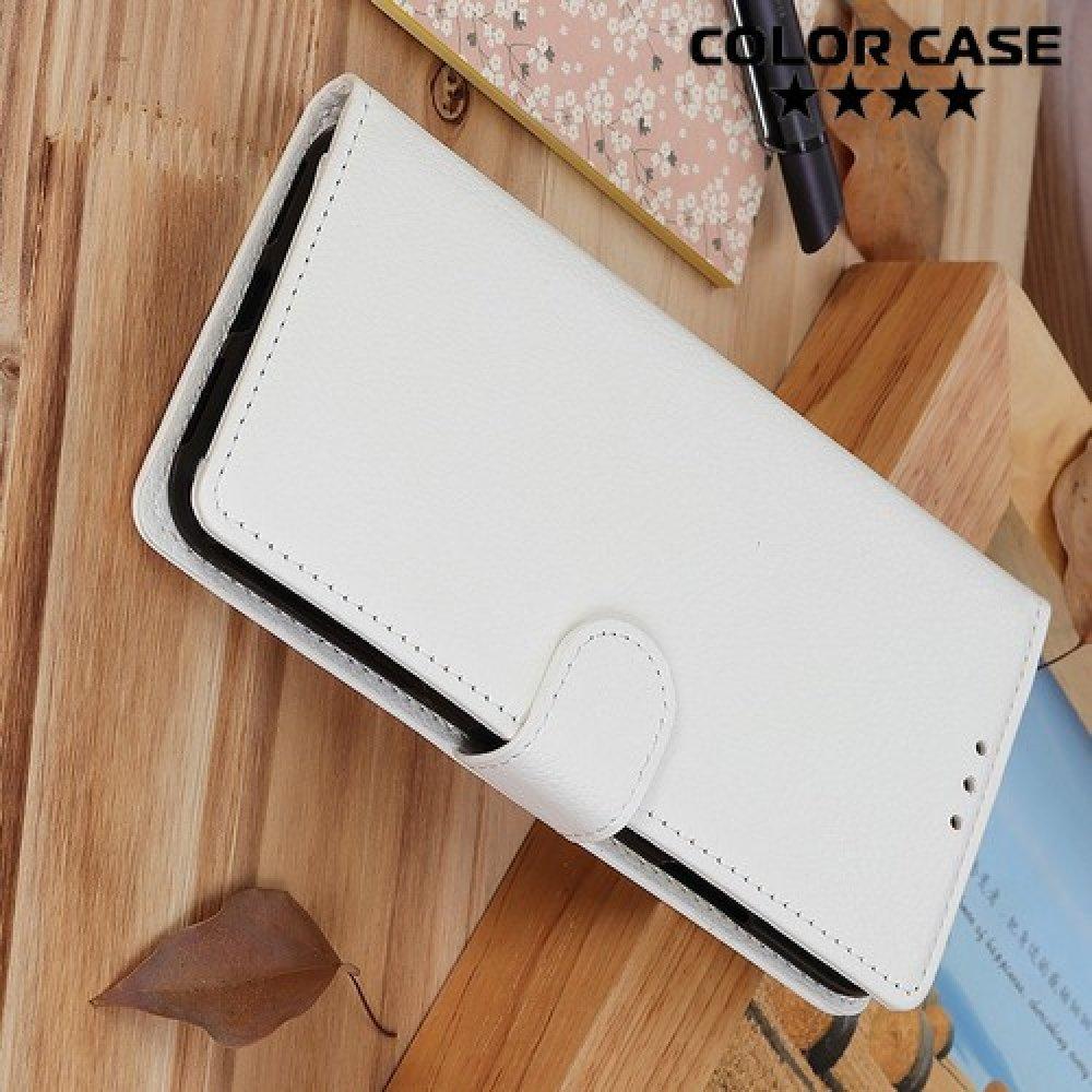 Чехол книжка для Xiaomi Redmi 7A - Белый