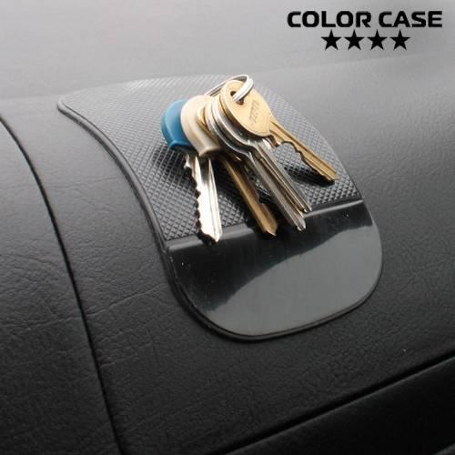 Держатель телефона в машину липкий нано коврик ColorCase