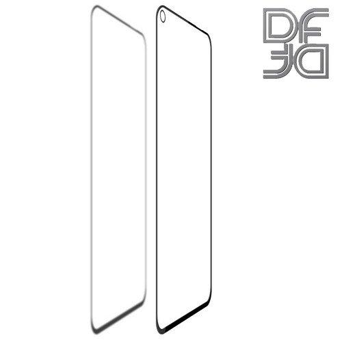 DF Защитное стекло для Huawei nova 4 / View 20 (V20) черное