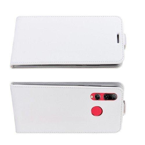 Флип чехол книжка вертикальная для Huawei Honor 10i - Белый