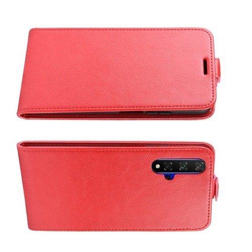Флип чехол книжка вертикальная для Huawei Honor 20 - Красный