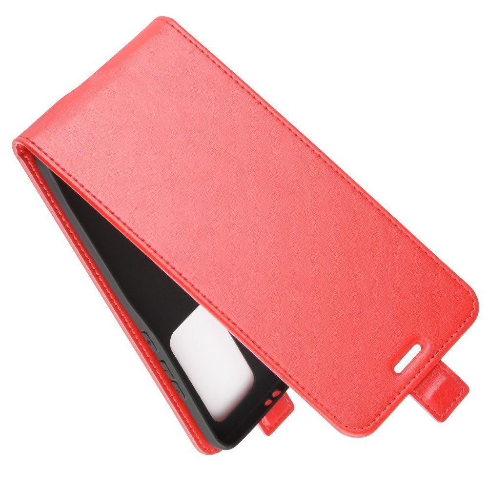 Флип чехол книжка вертикальная для Huawei P40 Pro - Красный