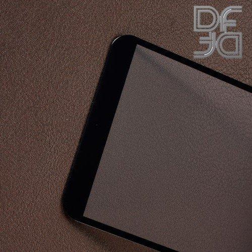 Full Glue Screen DF Защитное Закаленное Олеофобное Стекло для Samsung Galaxy J6 Plus черное