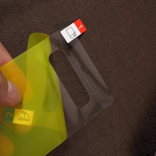 Гибкая защитная пленка на заднюю панель для Samsung Galaxy S10
