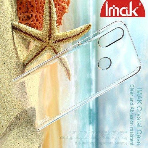 IMAK Crystal  пластиковый кейс накладка для Xiaomi Redmi 7