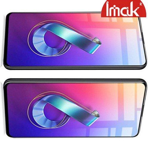 Imak Pro+ Full Glue Cover Защитное с полным клеем стекло для Asus Zenfone 6 ZS630KL черное