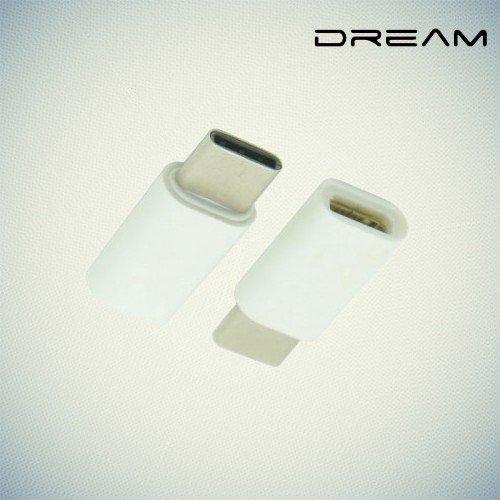 Адаптер переходник Micro USB в USB Type-C