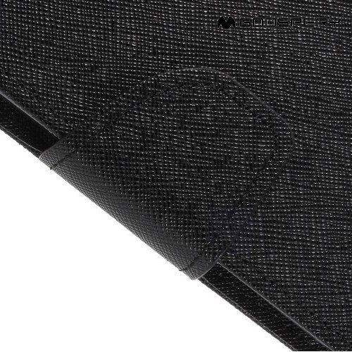 Mercury Goospery Горизонтальный чехол книжка для Sony Xperia XA2 Ultra - Черный