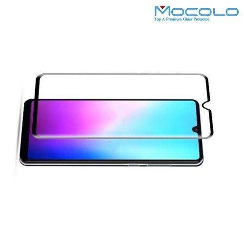 MOCOLO Изогнутое защитное 3D стекло для Huawei Mate 20 - Черное