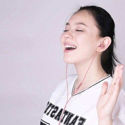 Наушники гарнитура с микрофоном Dream SH1 Черные