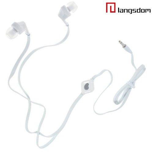 Наушники с микрофоном Langsdom JD88 - Белый
