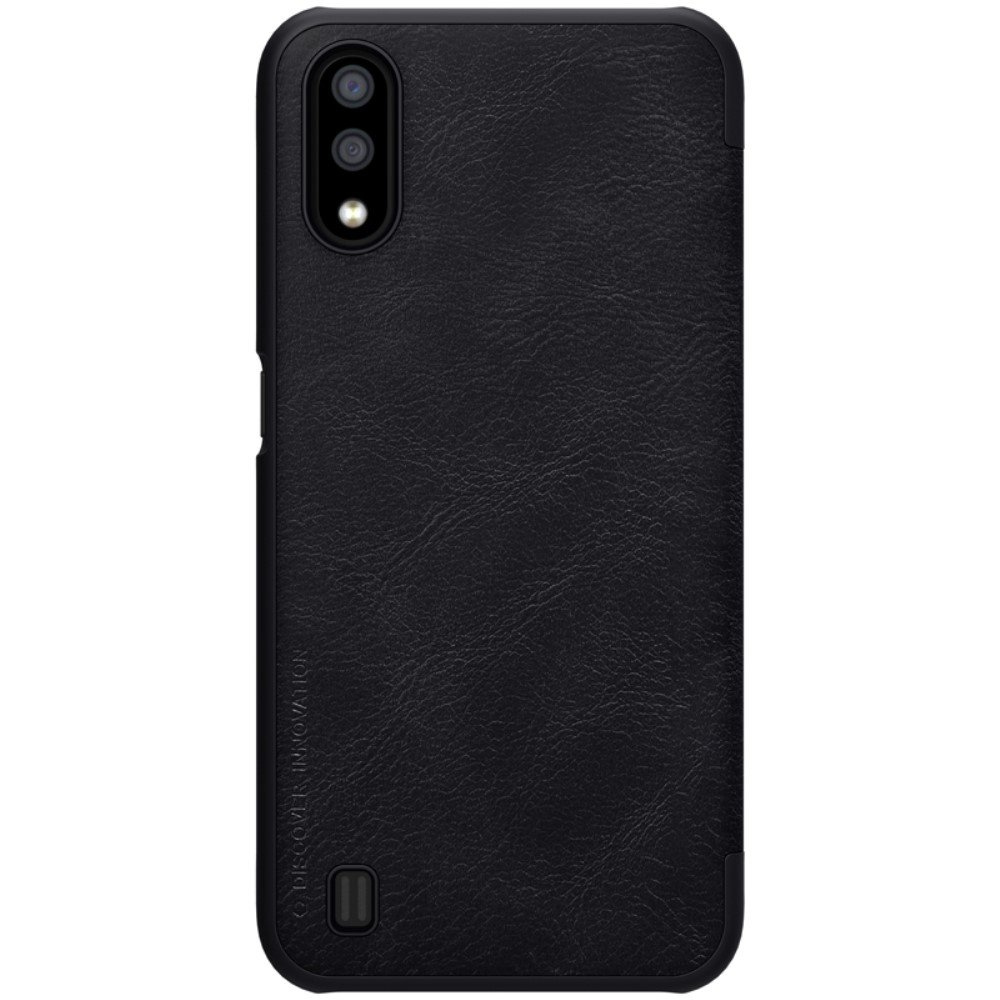 NILLKIN Qin чехол флип кейс для Samsung Galaxy A01 - Черный