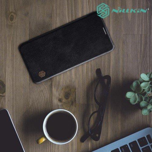 NILLKIN Qin чехол флип кейс для Samsung Galaxy A6 2018 SM-A600F - Черный