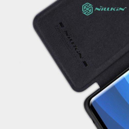 NILLKIN Qin чехол флип кейс для Samsung Galaxy S10 - Черный