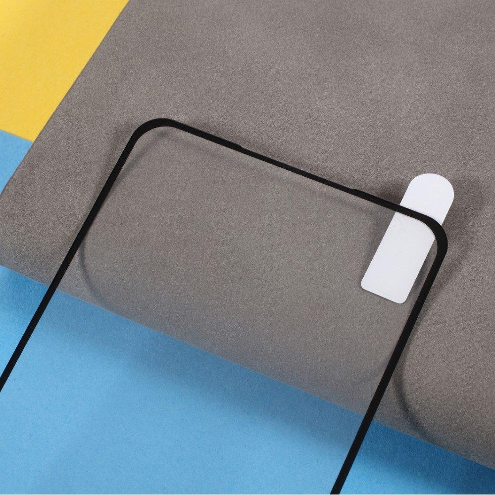 Олеофобное Закаленное Защитное Стекло для Xiaomi Mi 11 Lite черное